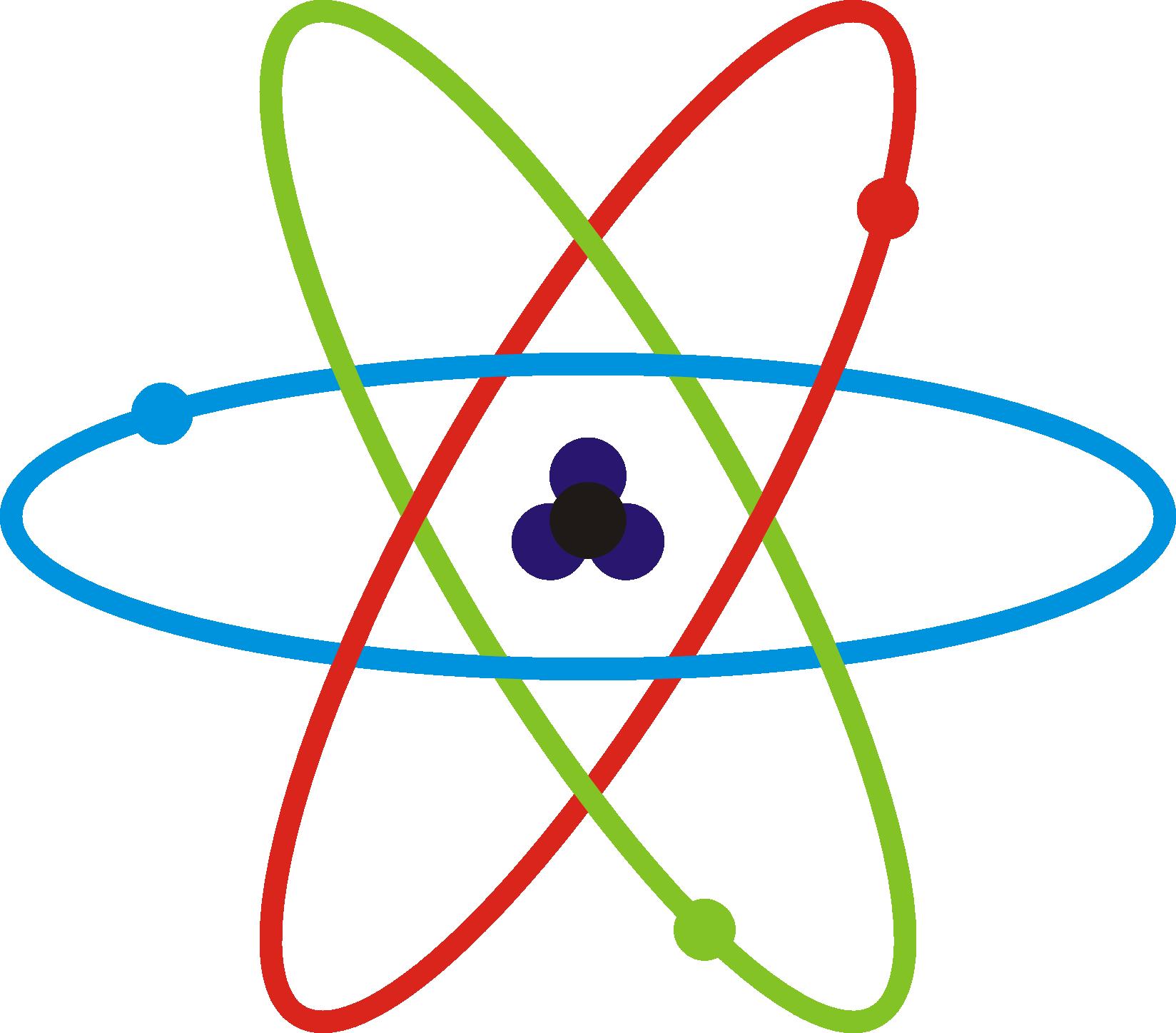 clipart atom - photo #22