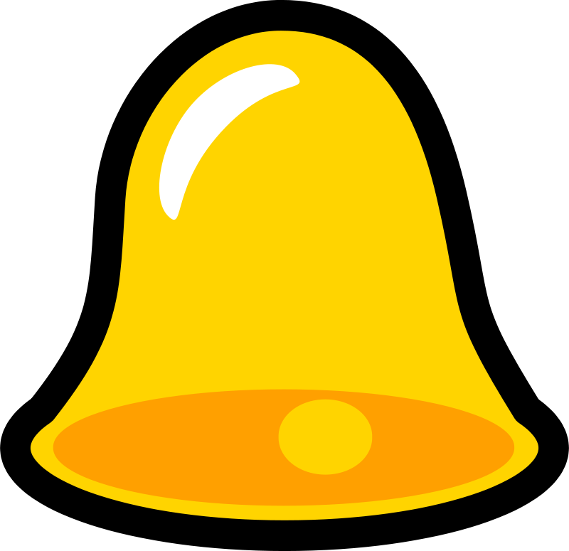 free clipart school bell - photo #21