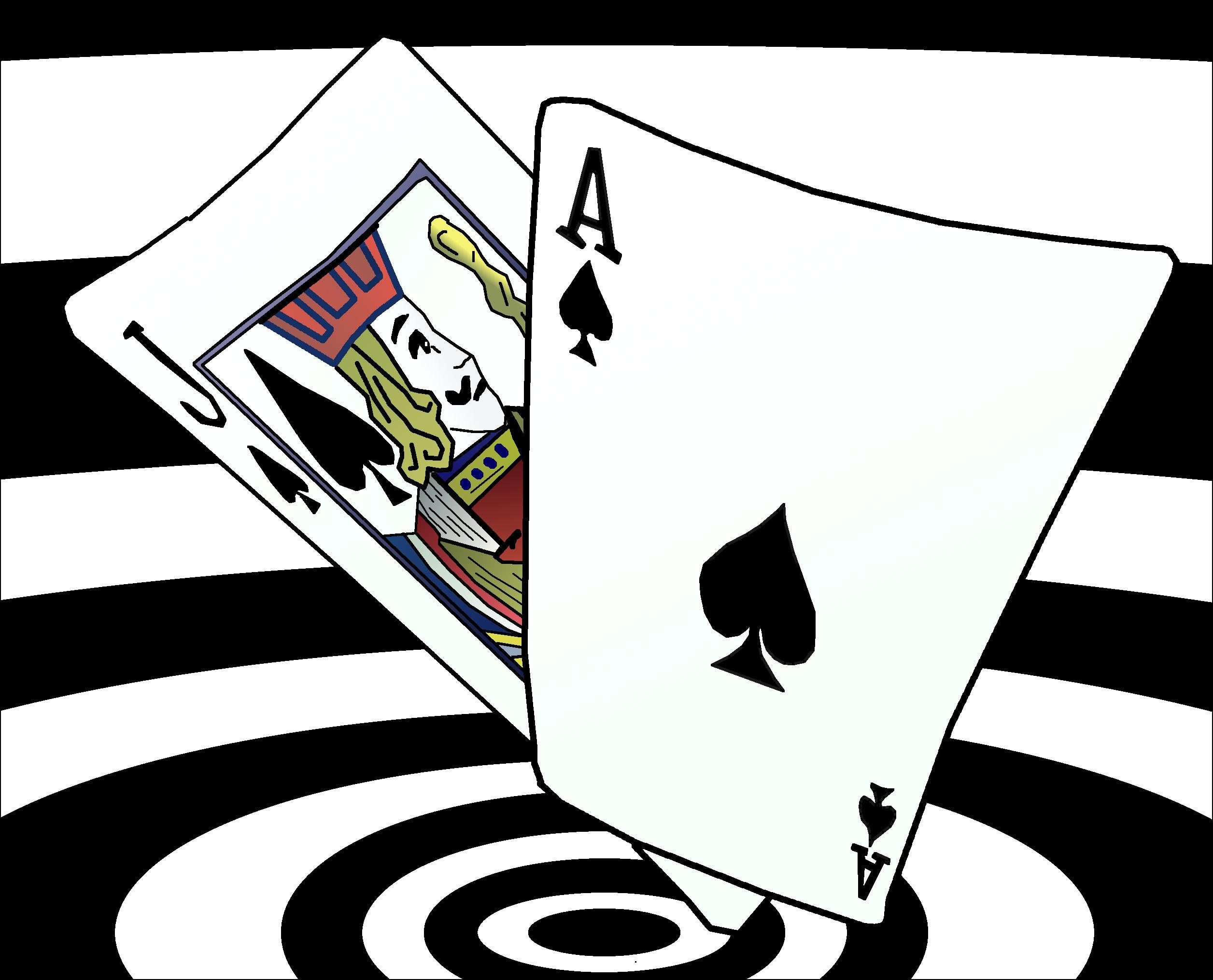 Picture blackjack