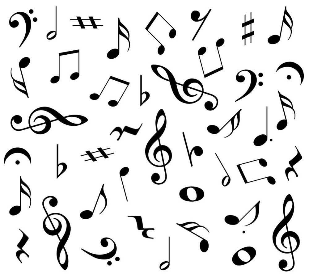 musical signs and symbols pdf