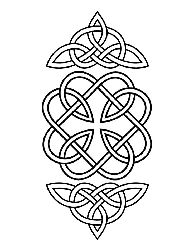celtic knot | Irish & Celtic | Pinterest