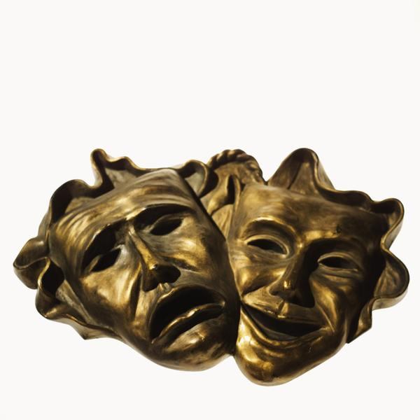 Greek Theater Mask Facts | Entertainment Guide