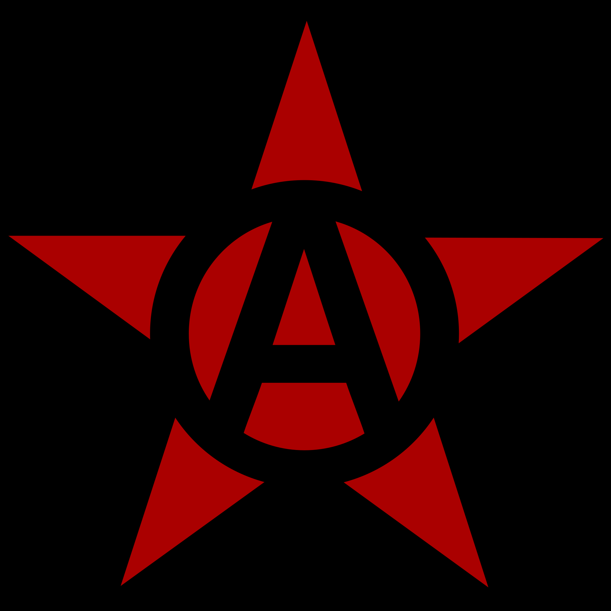 File:Circle-A red star.svg - Wikimedia Commons