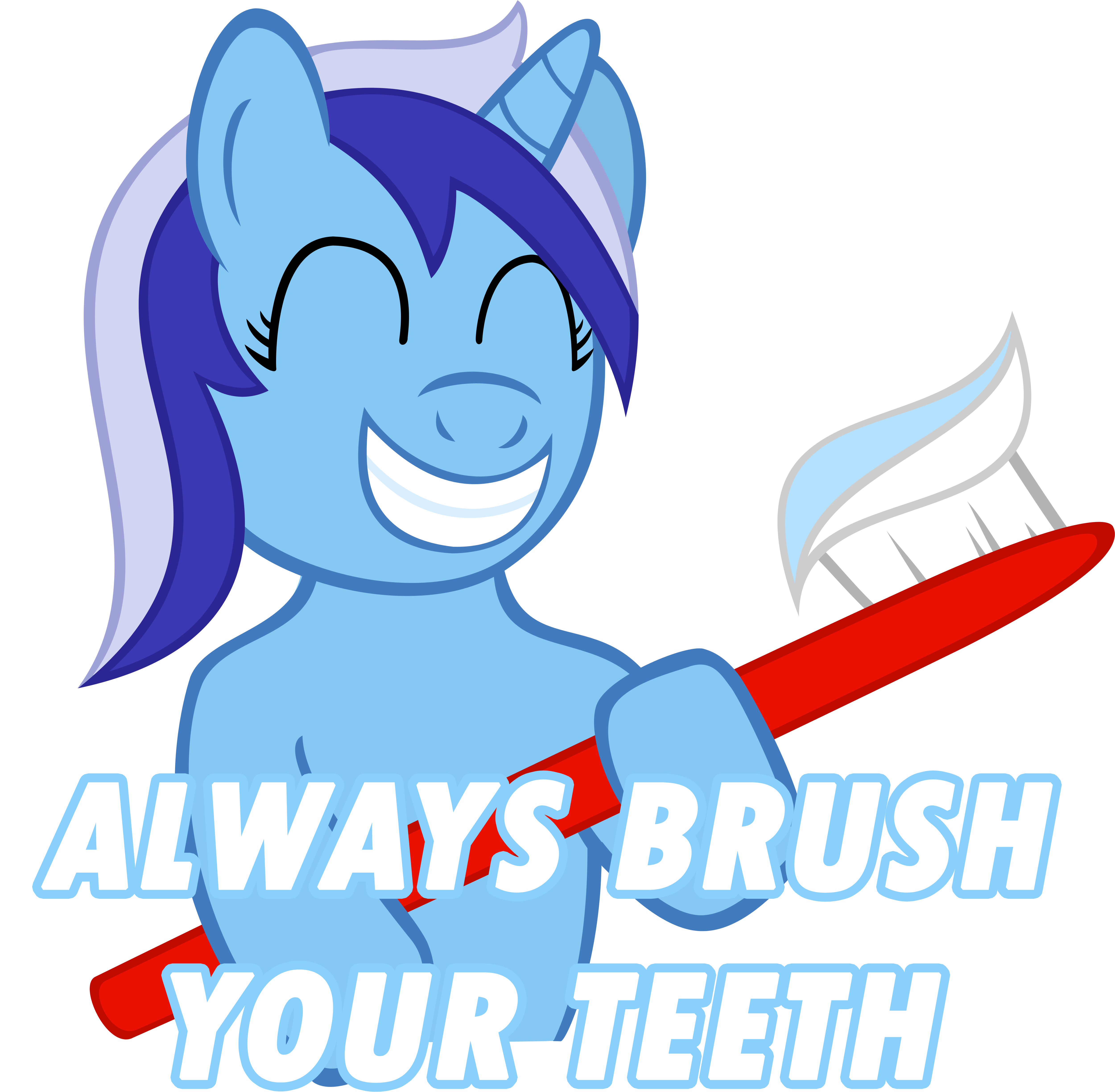 Dont forget to brush your clit 2