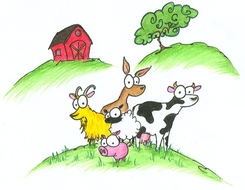Related Pictures Farm Animals Clipart Tulipworks Lowrider Car Pictures