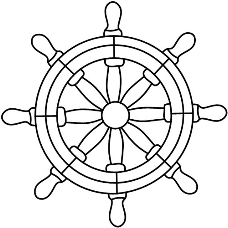 clipart ship steering wheel - photo #27
