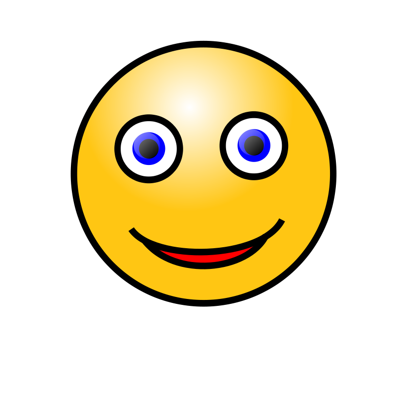 Image Of A Smiling Face