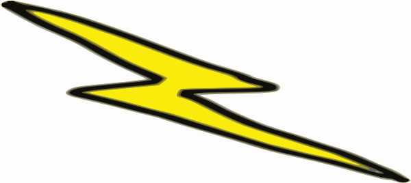 Lightening Bolt Clipart - Cliparts.co