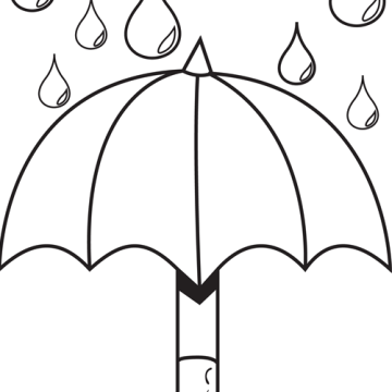 free printable umbrella template car interior design. Black Bedroom Furniture Sets. Home Design Ideas