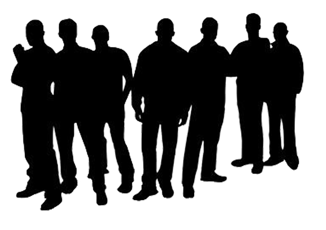 Image Gallery men silhouette