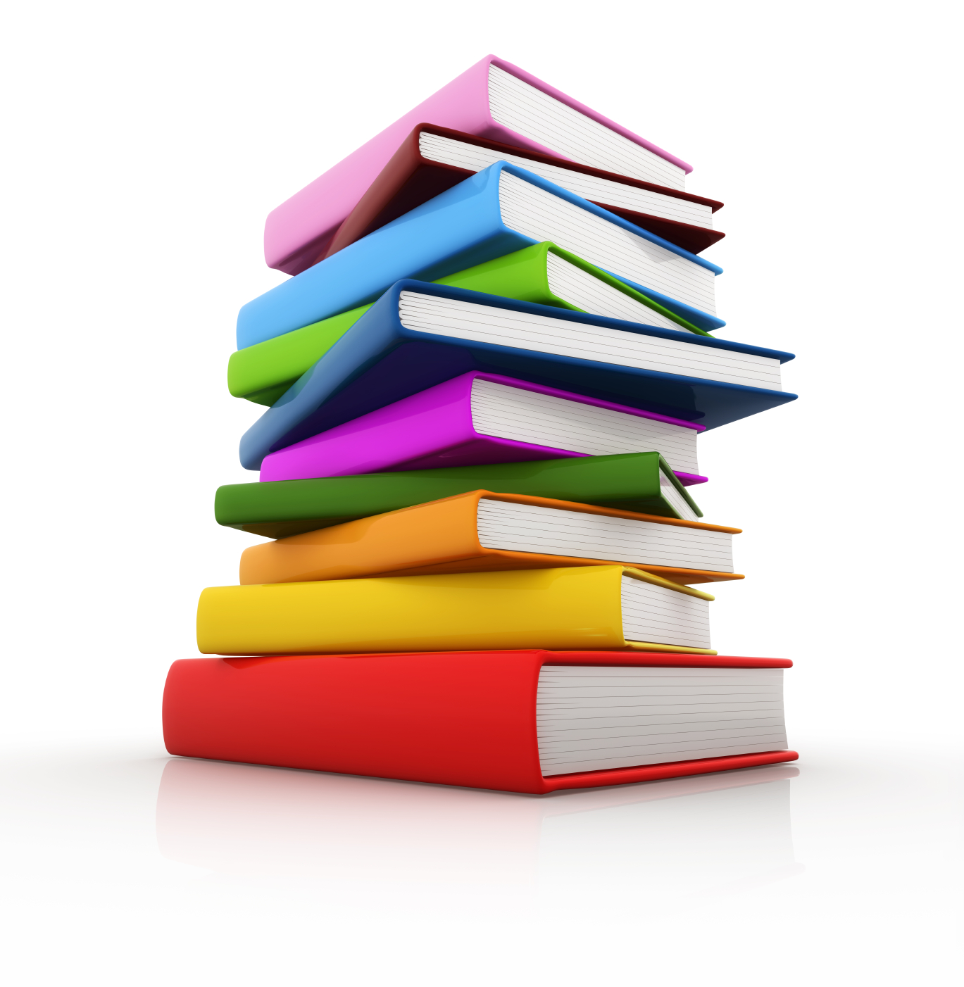 PILE OF BOOKS - ClipArt Best