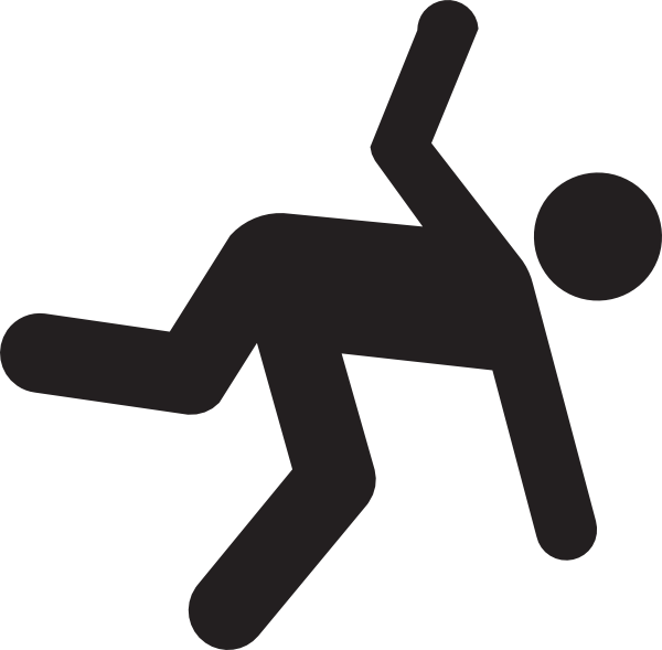 Pictures Of People Falling Down - Cliparts.co