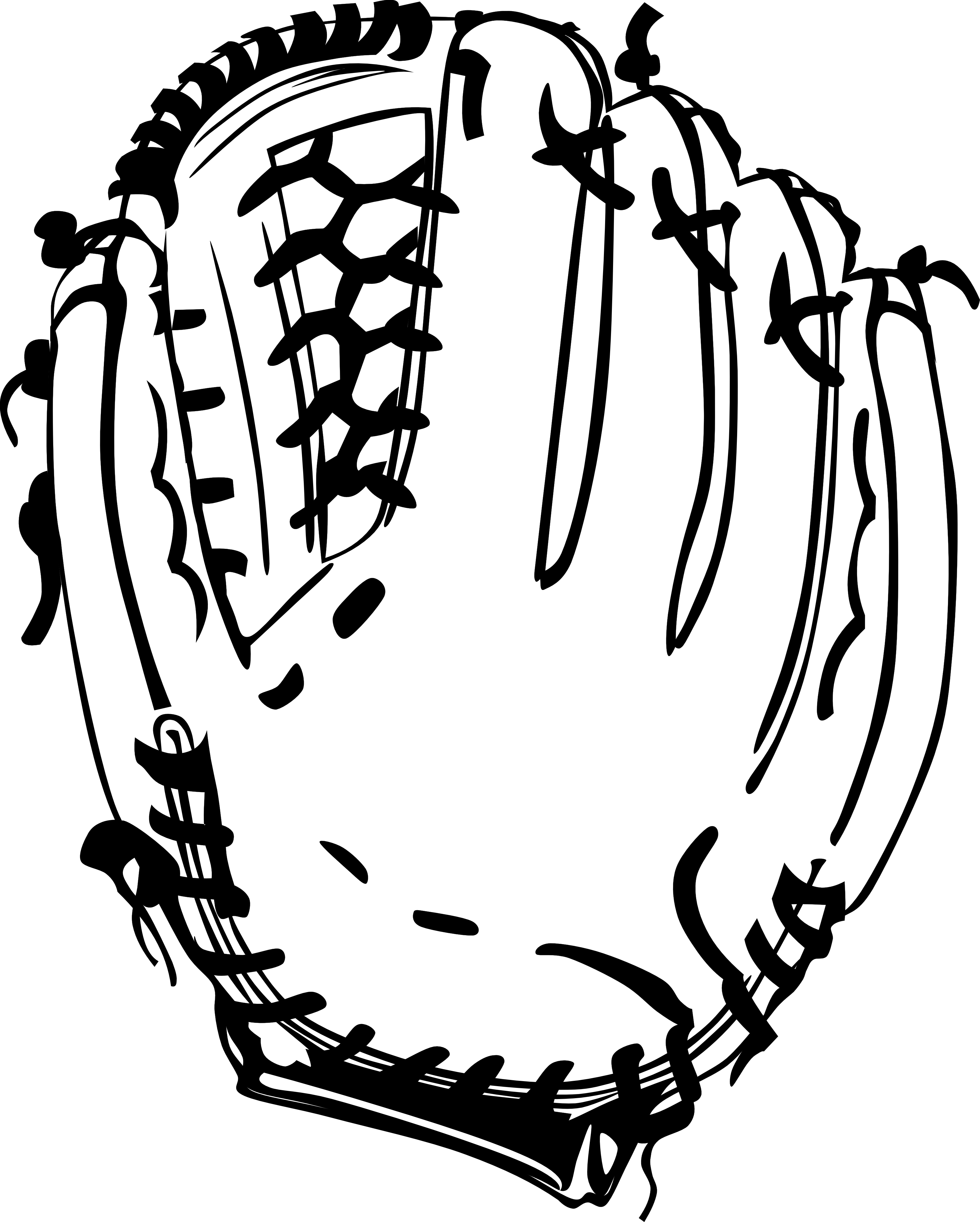 Baseball Hat Clipart Black And White | Clipart Panda - Free ...