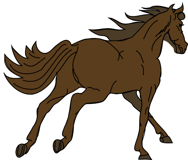 Free to Use & Public Domain Horse Clip Art