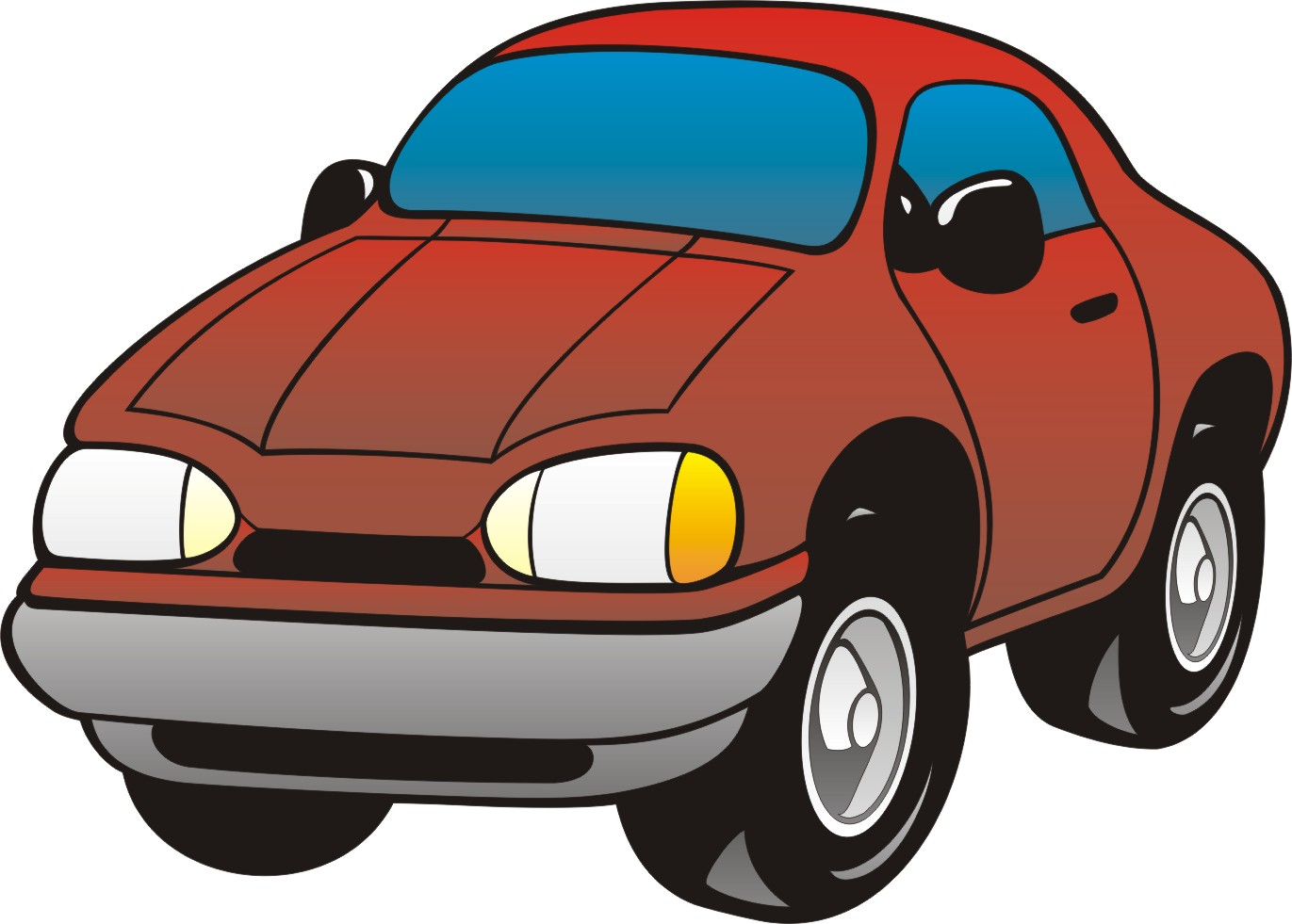 Car Cartoons Pictures - Cliparts.co