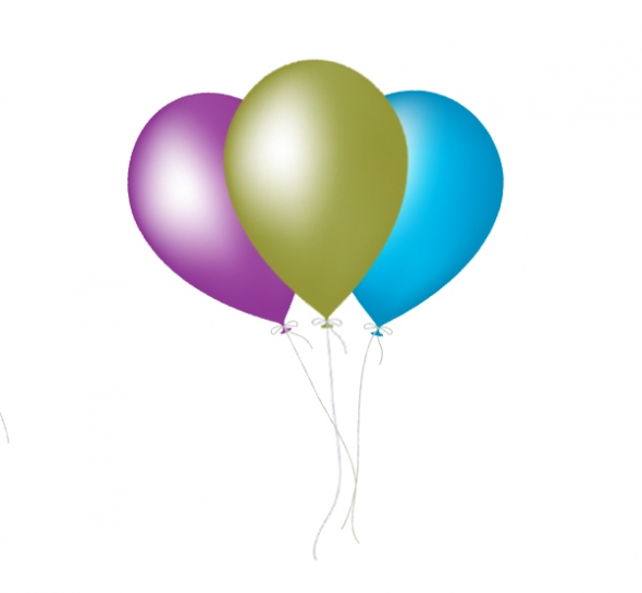 free balloon clip art pictures - photo #27