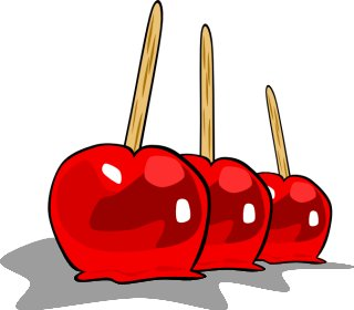 Free candy-apples Clipart - Free Clipart Graphics, Images and ...