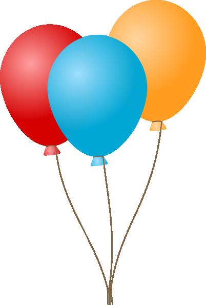 Картинка нарисованного воздушного шарика для детей