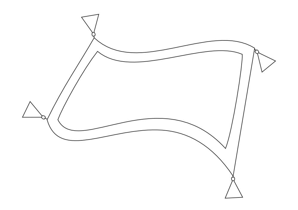 Рисунок ковра белый ковер