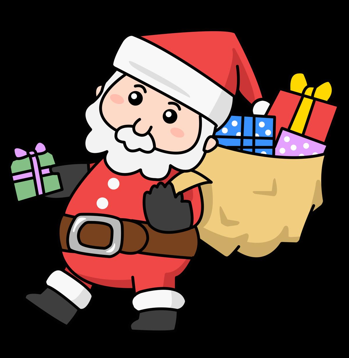 Santa Claus Clip Art Animated | Clipart Panda - Free Clipart Images
