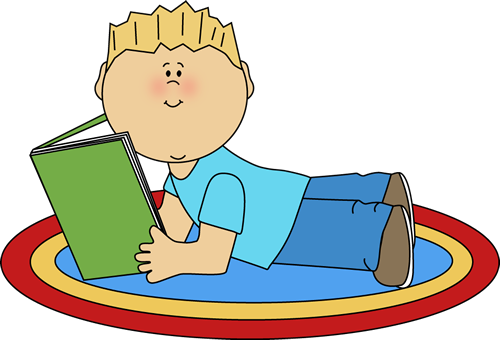 Boy Reading Clipart - Cliparts.co