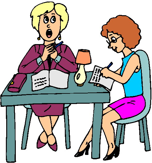 Child And Parent Reading Clip Art Images & Pictures ...