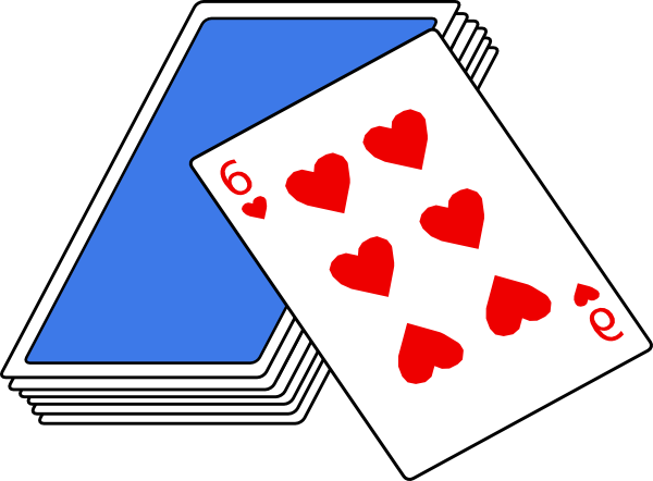 Clipart Playing Cards - ClipArt Best