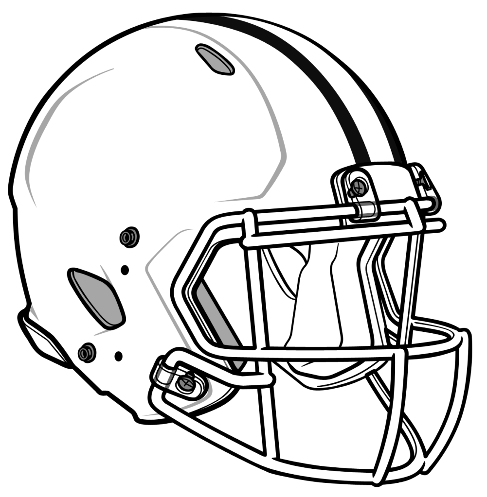 Cool Football Drawings Cliparts Co Cool Coloring Pages Nfl