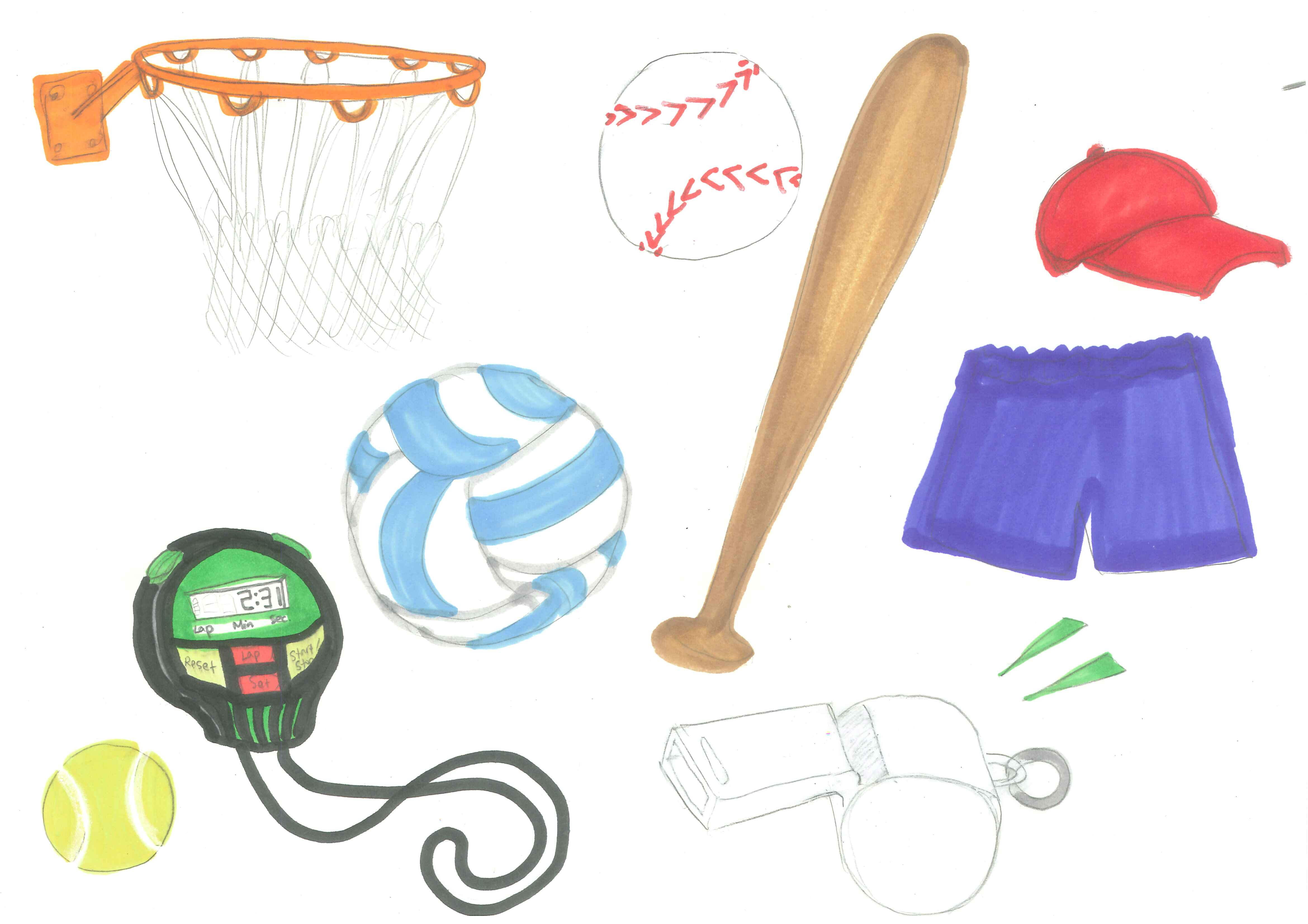 clipart physical education - photo #23