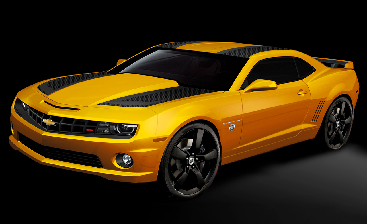 "Chevy Celebrates ""Transformers"" Product Placement with Another ..."