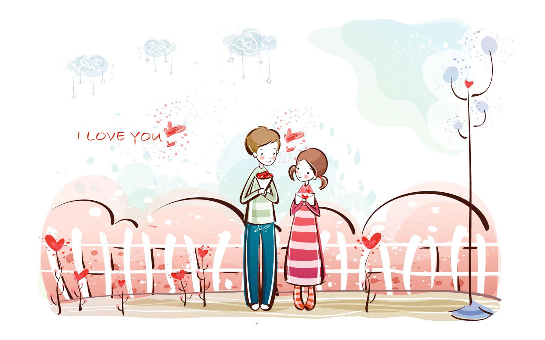 Cartoon Couple Cliparts Co
