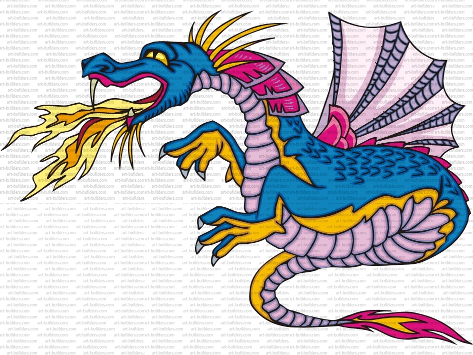 Pictures Of Dragons - Cliparts.co