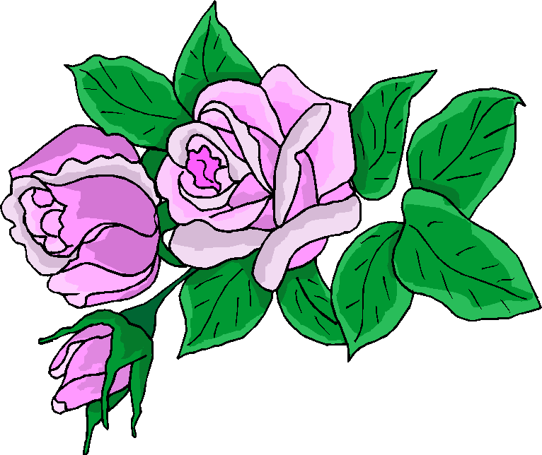 Free Clip Art Flowers Bouquet