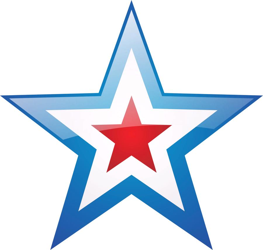 Pictures Of Blue Stars - Cliparts.co
