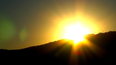 Timelapse Of The Rising Sun Stock Footage Video 935338 - Shutterstock