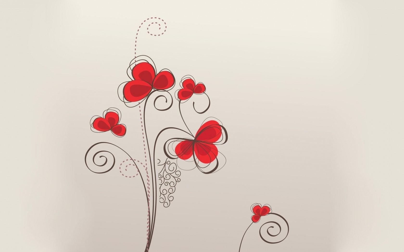 Art Flowers Cliparts