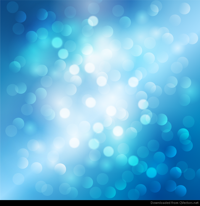 Blue Abstract Light Background - Free Vector Download | Qvectors.net