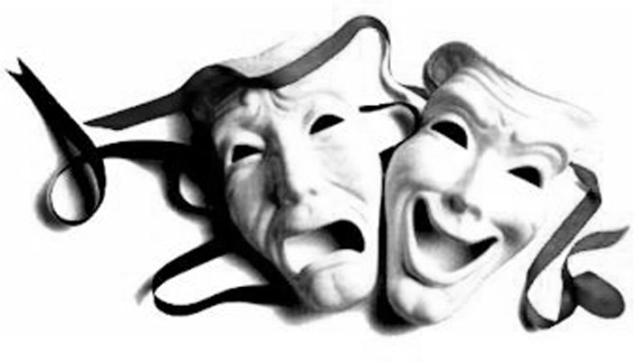 Theatrical Masks Images - ClipArt Best