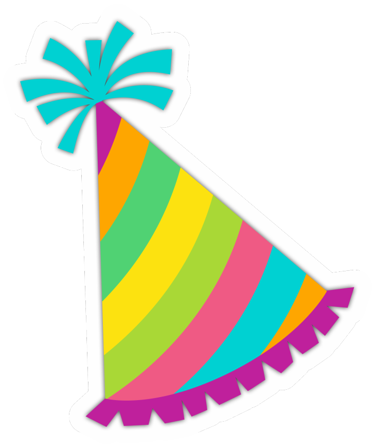 Birthday Small Cake Clipart