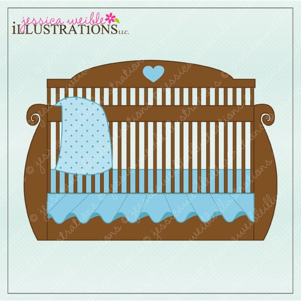 clipart baby cradle - photo #30