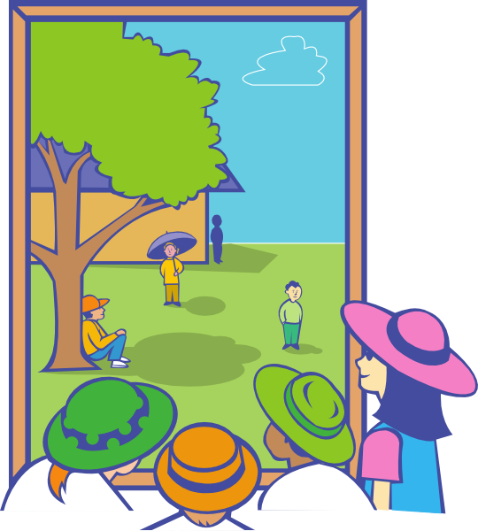 Outside Window Clipartkids Looking Out Window Clip Art Vector Clip ...