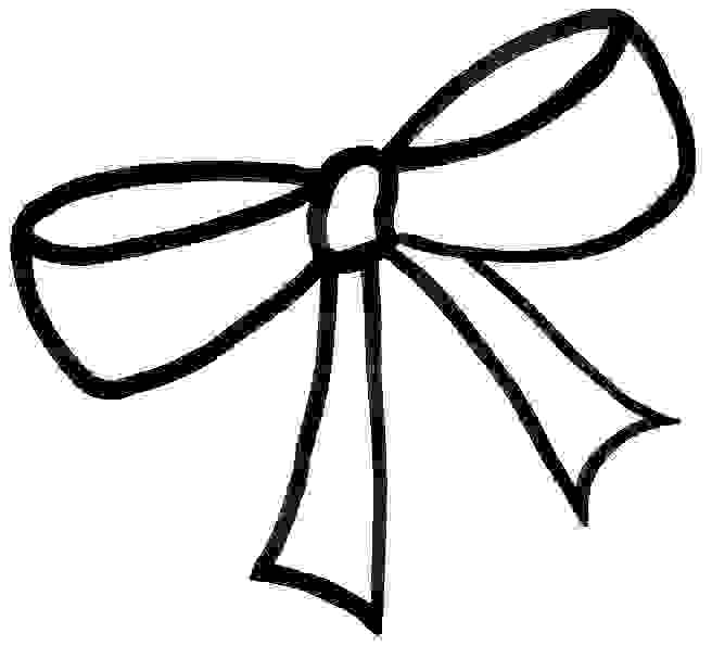 crossbow coloring pages - bow