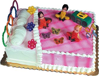 Product Detail (Slumber Party Cake Kit)