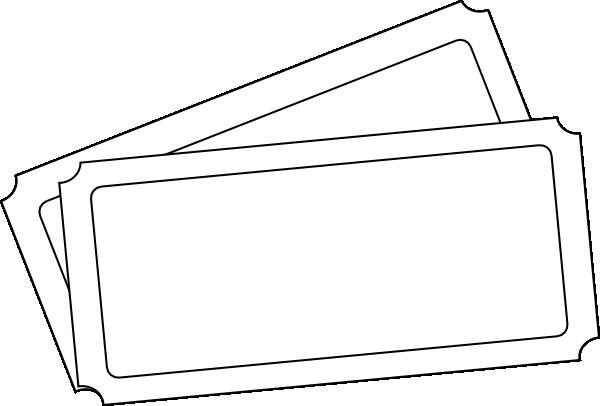broadway ticket template