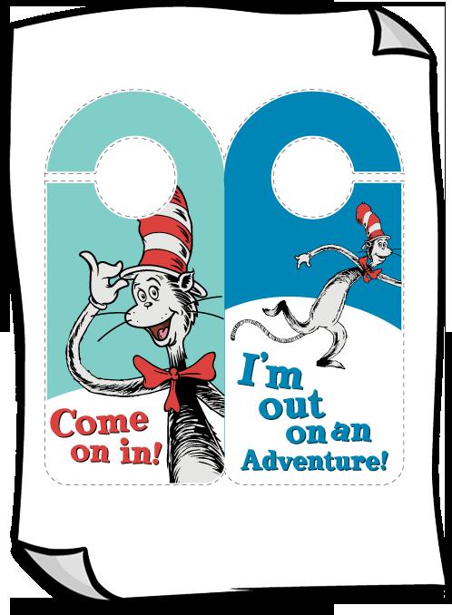 Dr Seuss Cat In The Hat Clip Art Free - ClipArt Best