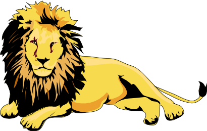 Free to Use & Public Domain Lion Clip Art