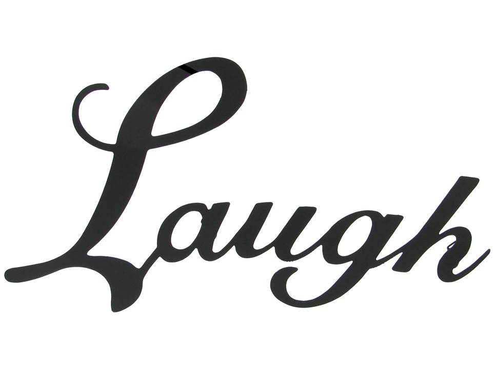 laughter word art - photo #1
