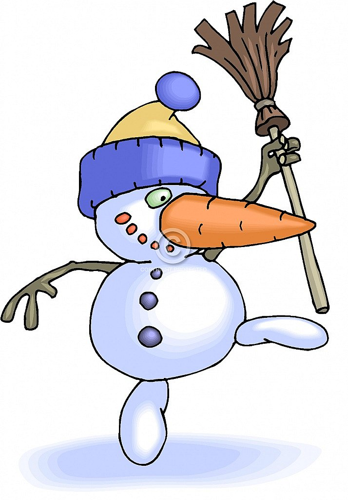 Free Snowman Clip Art – Diehard Images, LLC - Royalty-free Stock ...