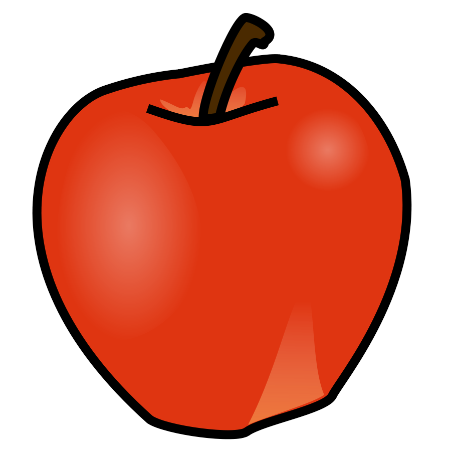 Candy Apple Clip Art Free