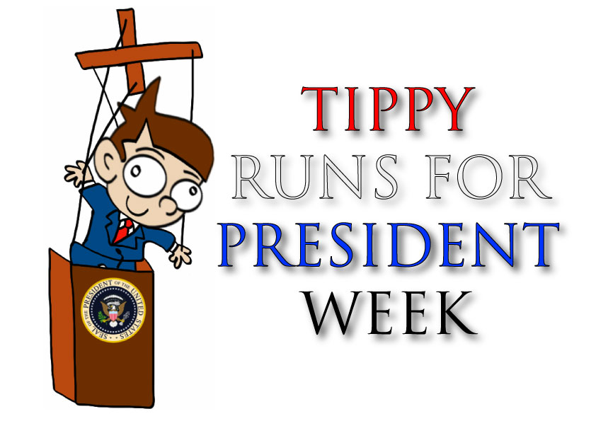 Tippy and Friends - Tippy and The Two-Party System